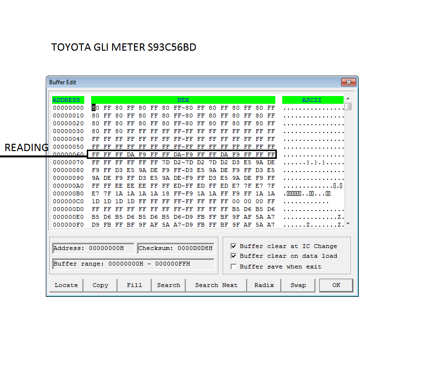 Toyota transponder key ecu location get free